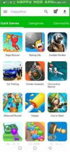 Happy Mod Apk 2.5.9 For Android [Latest] 100% WORKING 3