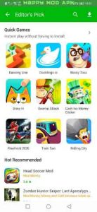 Happy Mod Apk 2.5.9 For Android [Latest] 100% WORKING 1