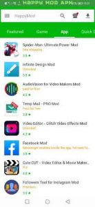 Happy Mod Apk 2.5.9 For Android [Latest] 100% WORKING 2