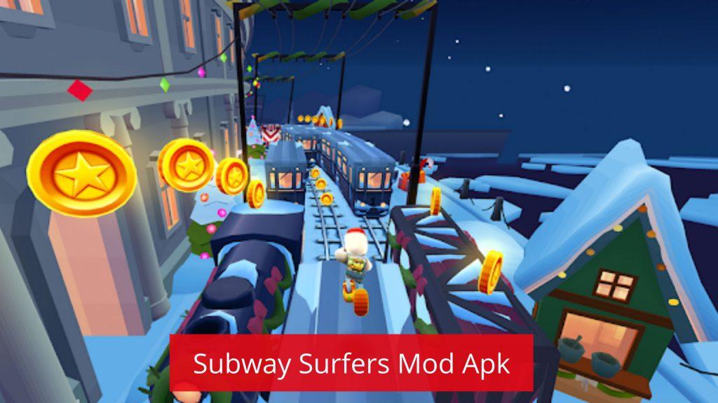Subway Surfers Mod Apk