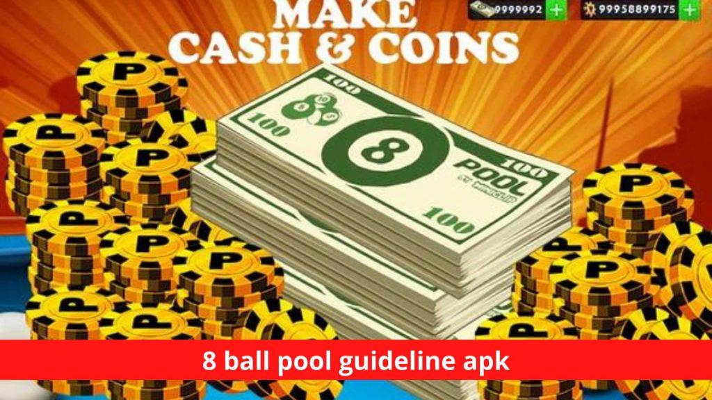 8 ball pool guideline apk