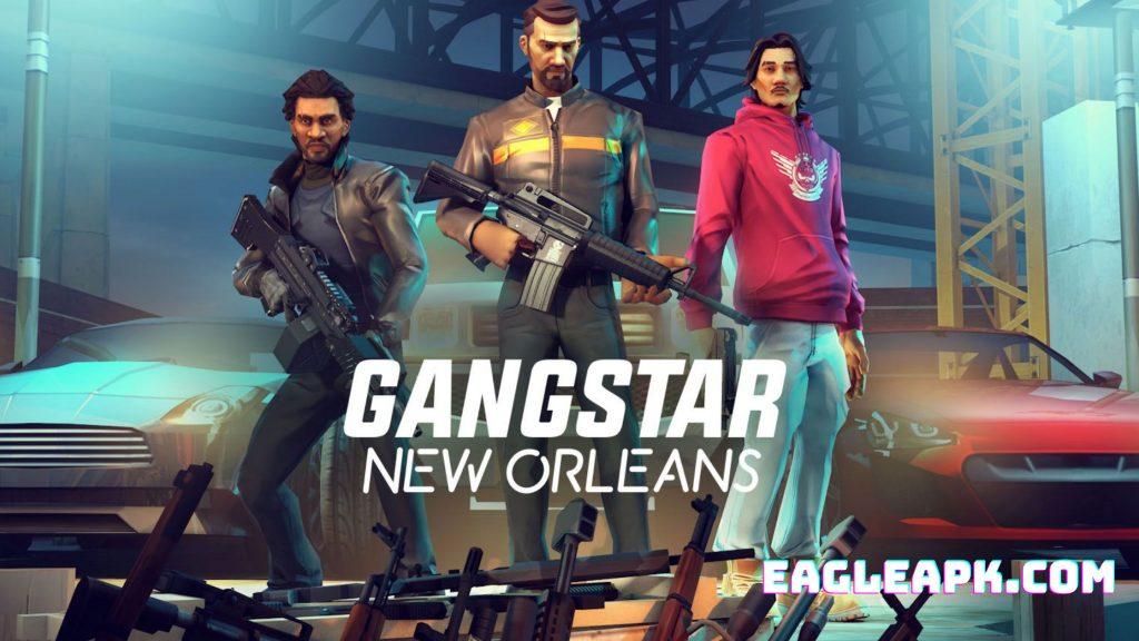 Gangstar New Orleans Open World