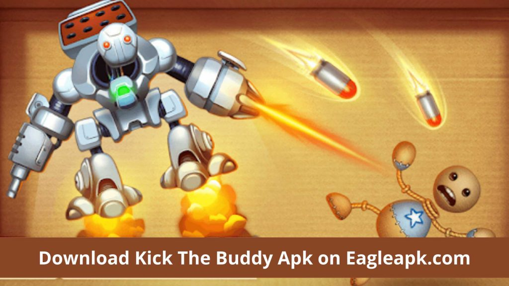 Download Kick The Buddy Apk