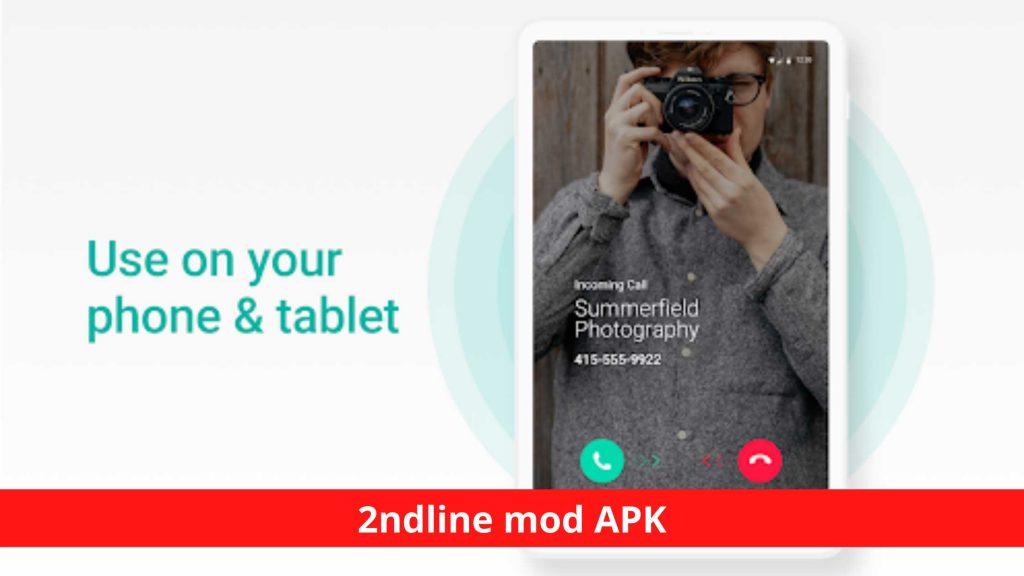 2ndline mod APK