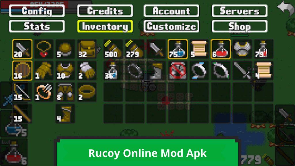 Rucoy Online Mod Apk