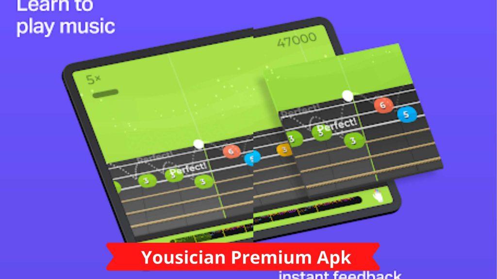 Yousician Premium Apk