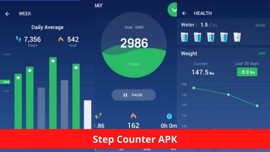 Step Counter Apk