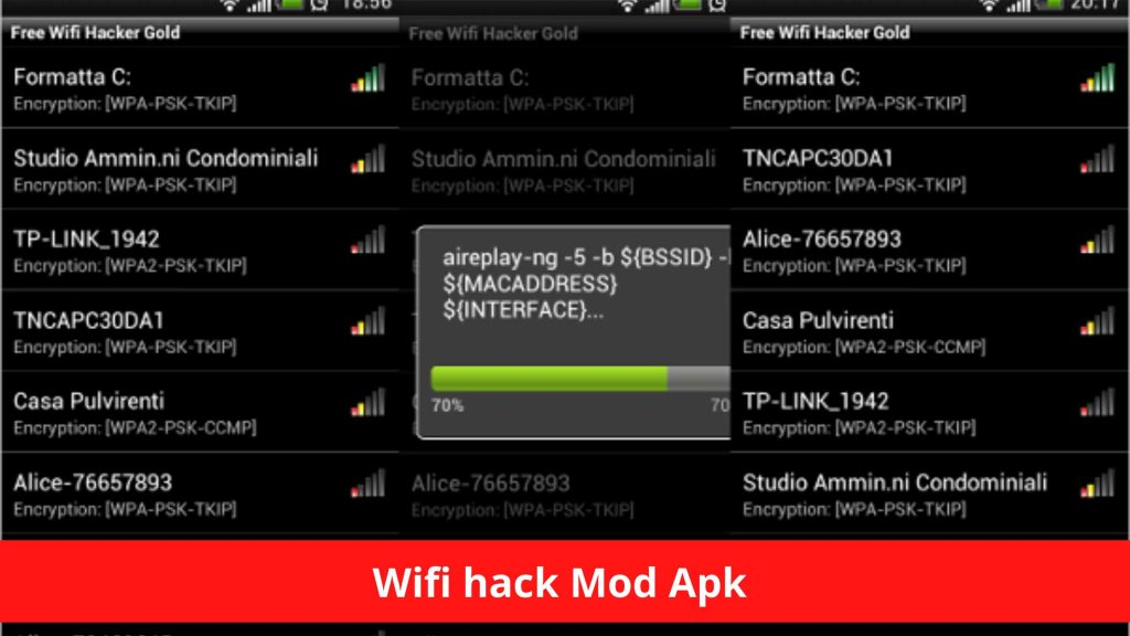 Wifi hack Mod Apk