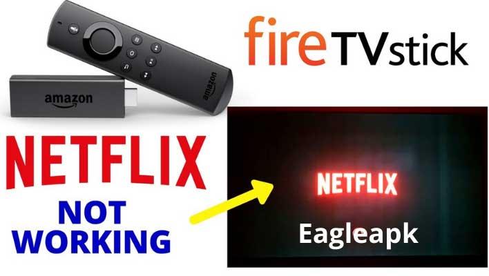 Amazon Fire Stick Netflix Issues
