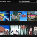 Is Naruto Shippuden on Netflix
