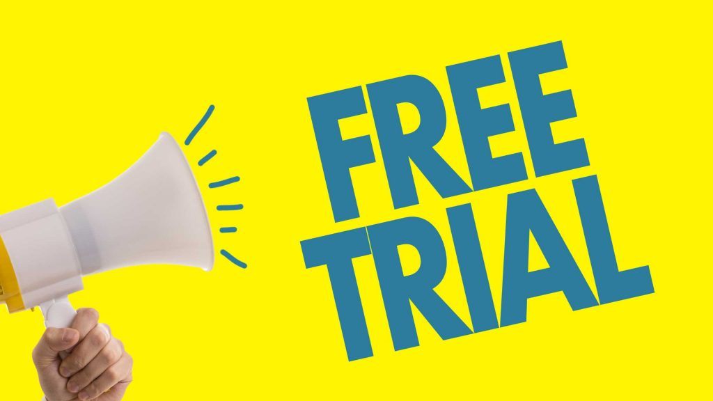 Netflix's free trial